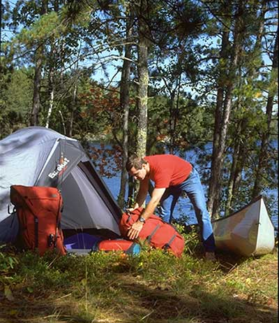 camping according to regulations keeps the wilderness pristine for generations to come