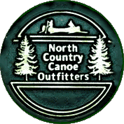 North Country Canoe Outfitters NEW Logo