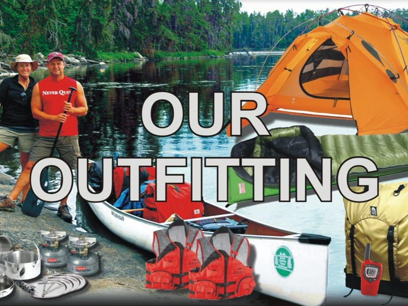 What makes us an expert Boundary Waters Canoe Trip Outfitter