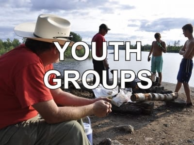 Boundary Waters Canoe Trips for Youth Groups, Scouts