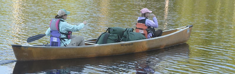 Canoe Camping in the BWCA / Quetico Provincial Park